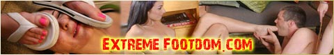 extreme footdom - foot domination, trampling, humiliation